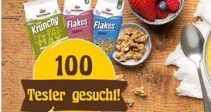 100 Tester für Krunchy Oat to the Max gesucht
