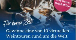 1 von 10 Wein Probierpaketen zu gewinnen